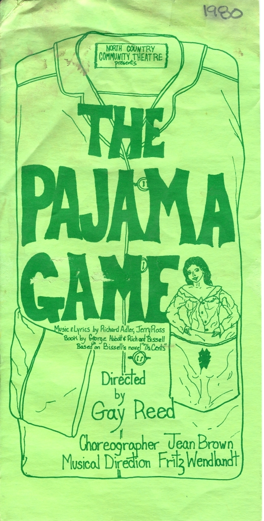 1980 The Pajama Game
